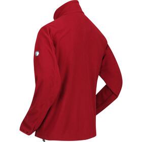 Regatta Stanner Fleece Jacket Men delhi red